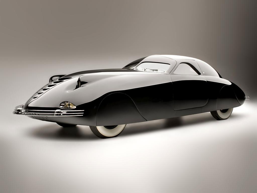 1938 Yılının efsane otomobil konsepti 2