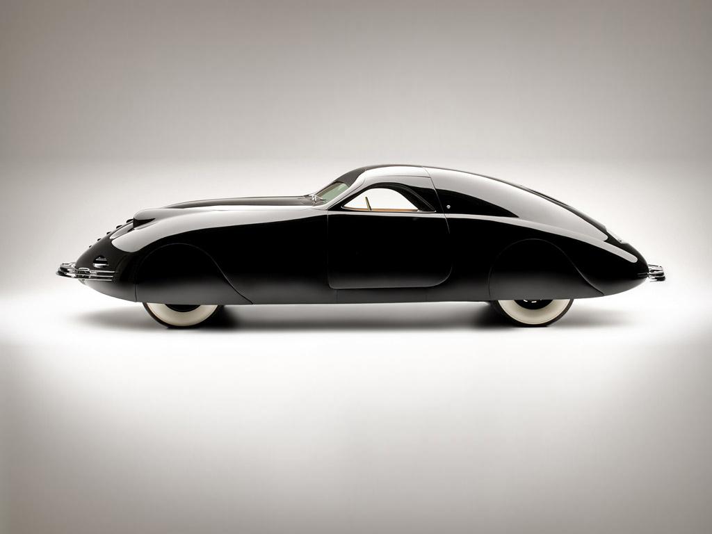 1938 Yılının efsane otomobil konsepti