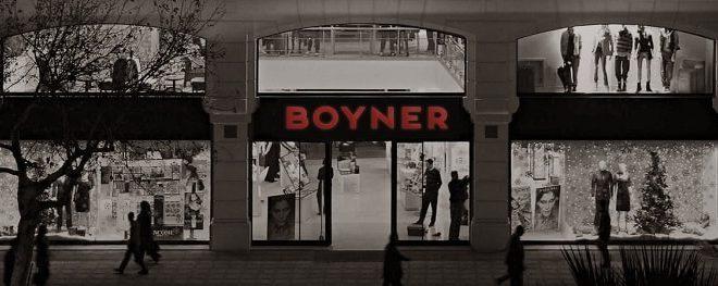 """Boyner'e """"Anchor Mağaza"""" Ödülü"""