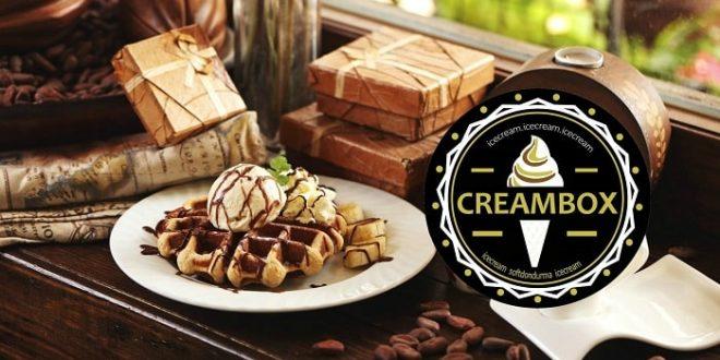 Creambox Ice Cream Waffle Bayilik