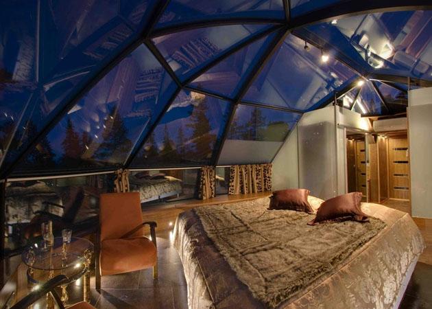 Eskimo Kulübe konseptli otel 7