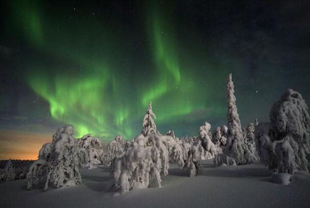 Eskimo Kulübe konseptli otel 9
