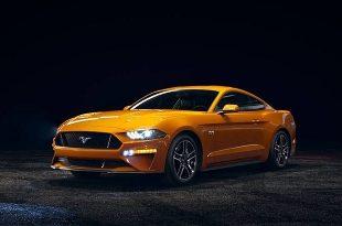 Konsept Ford Mustang Bullitt