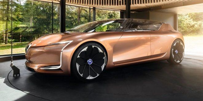 Otomobil Konseptleri Üzerine Renault Bir İmza Daha Attı