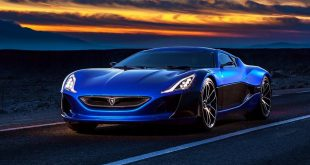 Rimac Concept Two