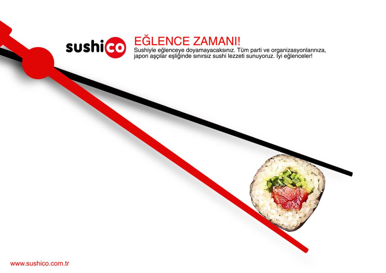 Sushico Franchise vermeye devam ediyor 2