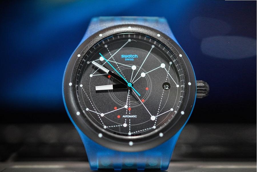 swatch saat yeni tasarım