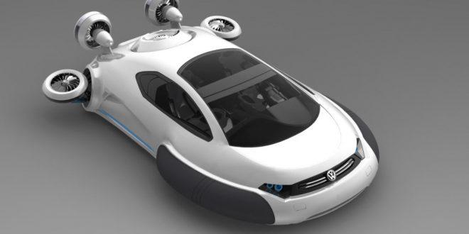hovercraft otomobil