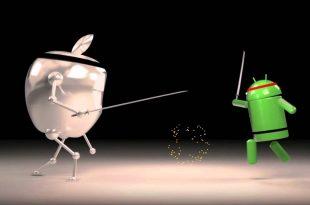 apple ve adroid