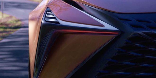 Lexus sınırsız konsept fuarı salladı