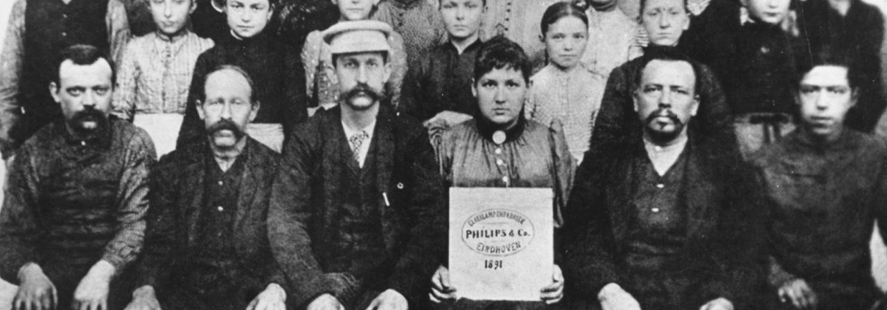 philipsh markasının tarihçesi